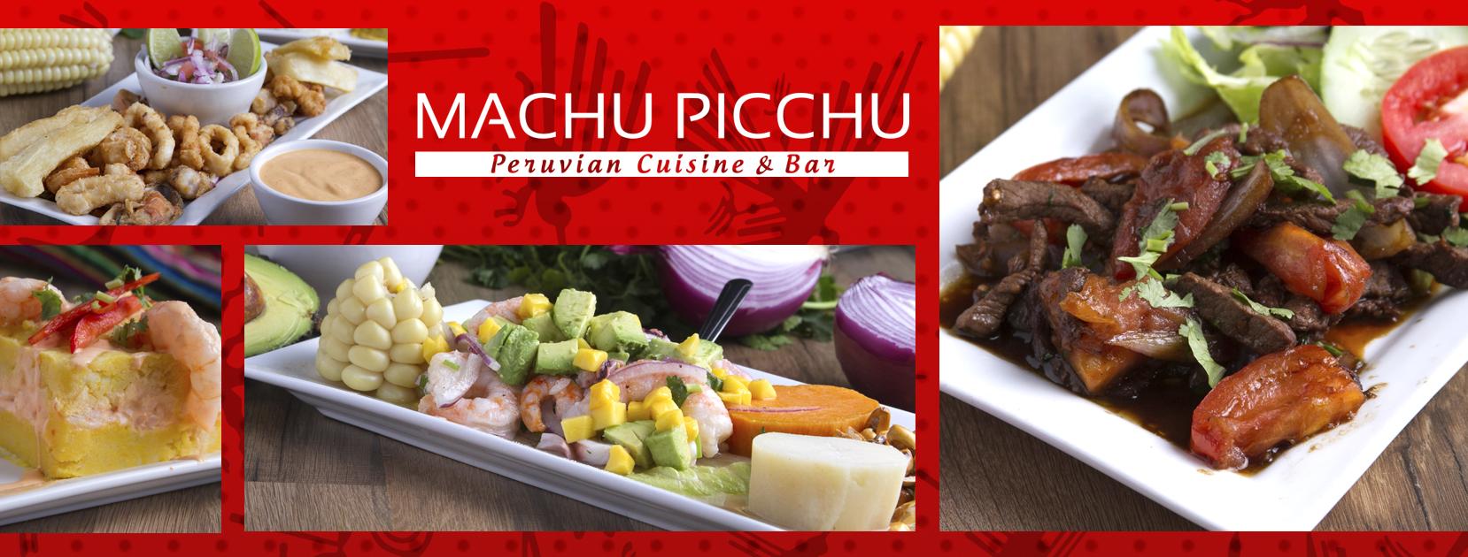 Machupicchu best peruvian restaurant charlotte nc for Authentic peruvian cuisine